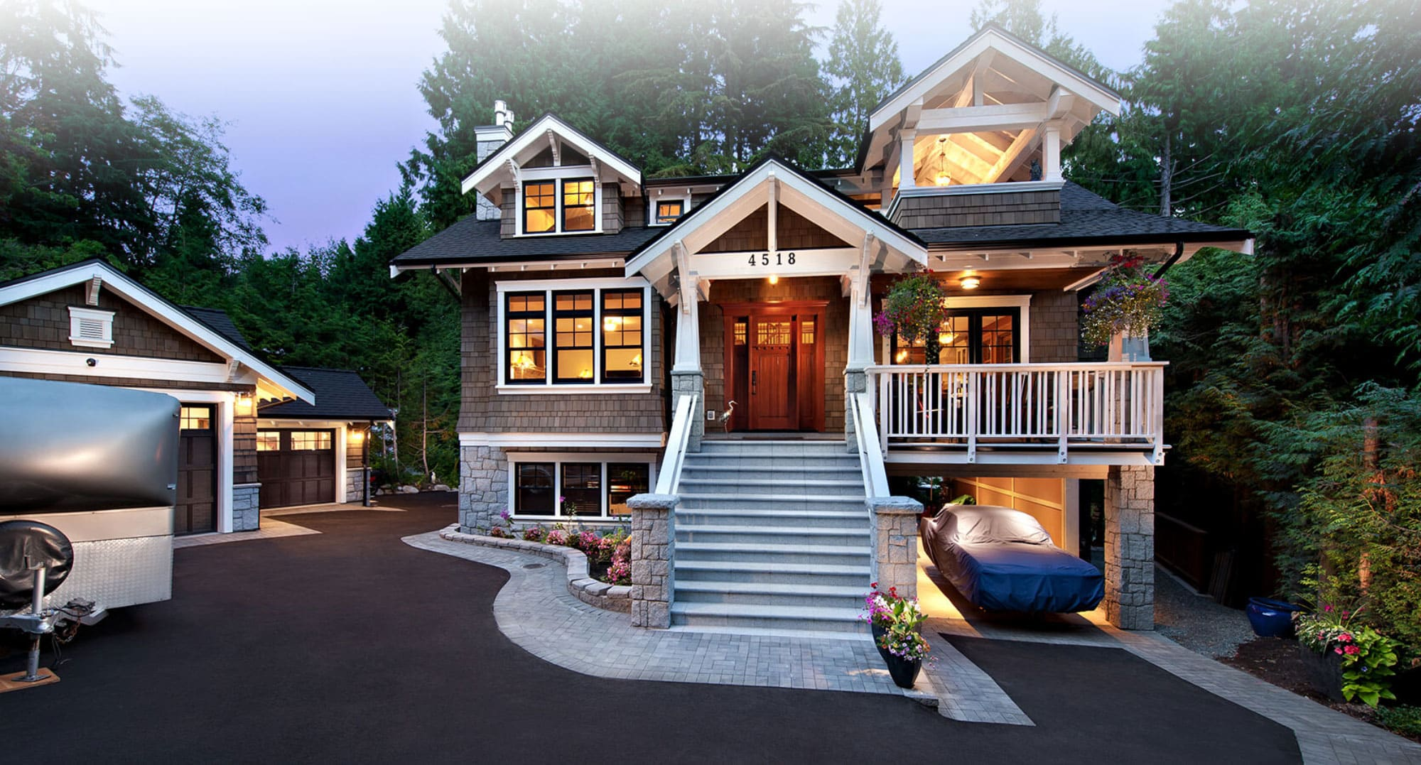 Home Renovator Quality, Expertise & Craftsmanship Award in North Vancouver for Shakespeare Homes