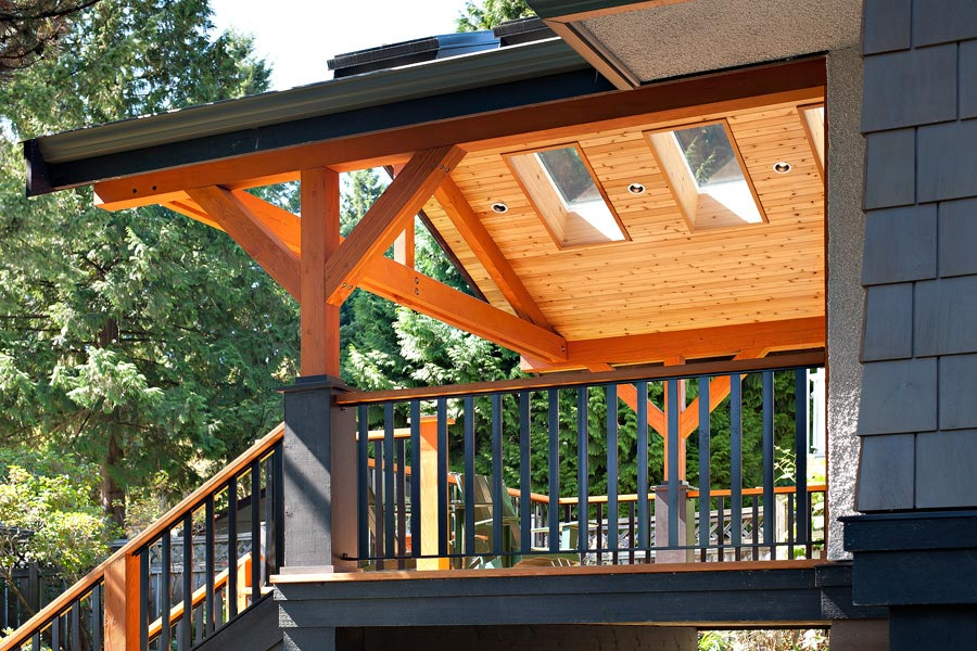 Shakespeare Homes North Vancouver West Vancouver Decks Landscaping