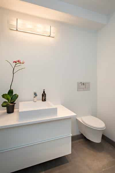 Luxury bathroom renovation Doran in North Vancouver BC Shakespeare Homes