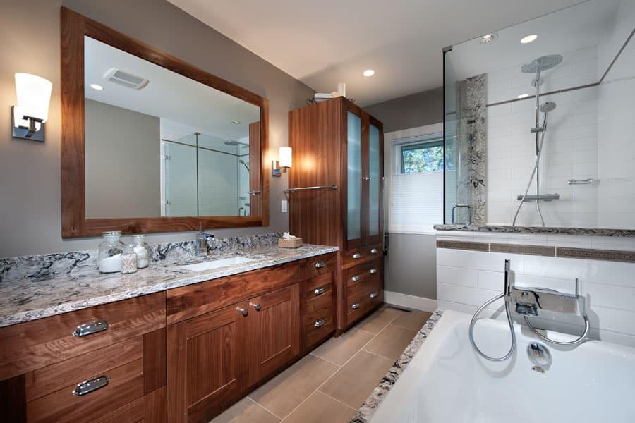 home renovation Forrest Bathroom front