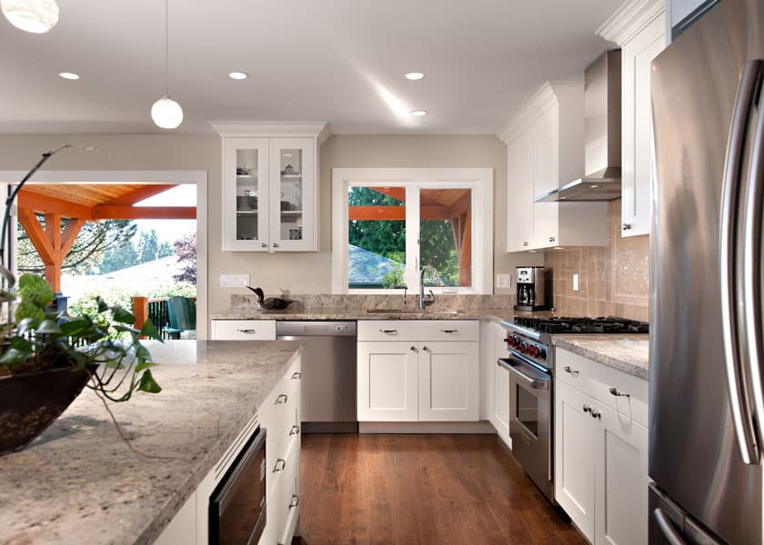 Shakespeare Homes North Vancouver West Vancouver Kitchens