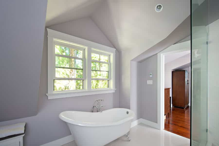 Gorgeous Bathroom Renovation Shakespeare Homes North West Vancouver