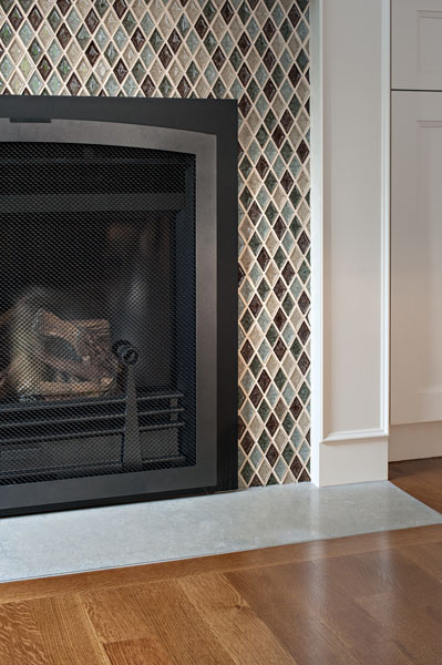 Fireplace Queens - Shakespeare Homes North Vancouver West Vancouver Custom Homes