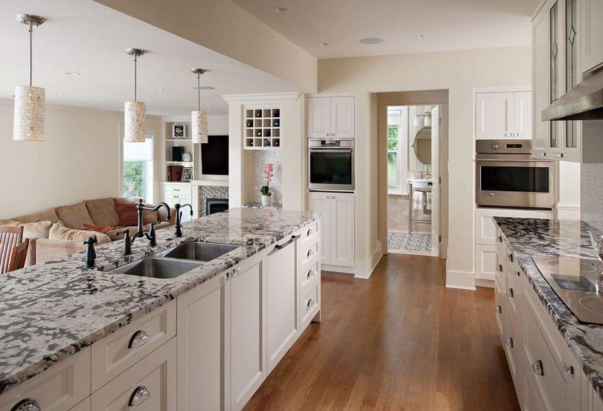 Beautiful Custom Kitchen - Shakespeare Homes North Vancouver West Vancouver Kitchens