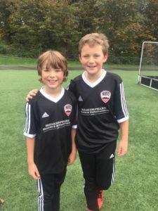 Kids local soccer team - Community Shakespeare homes renovations