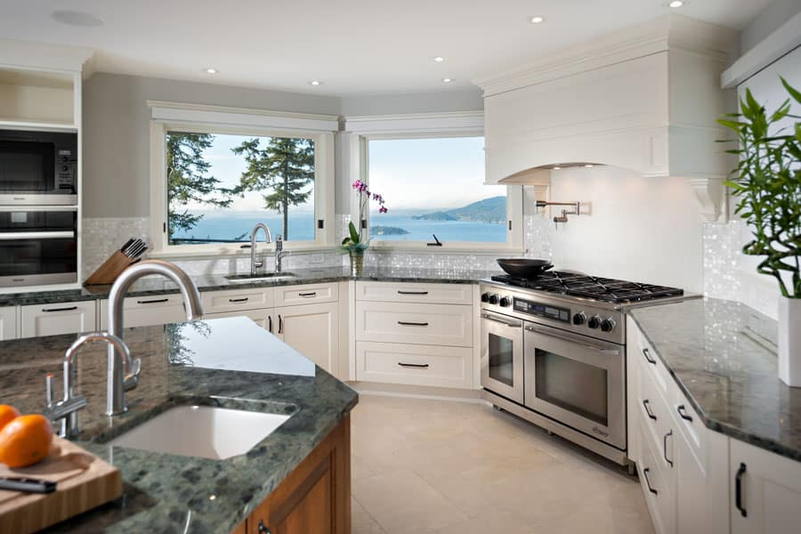 Shakespeare Homes North Vancouver West Vancouver Deck and Kitchens