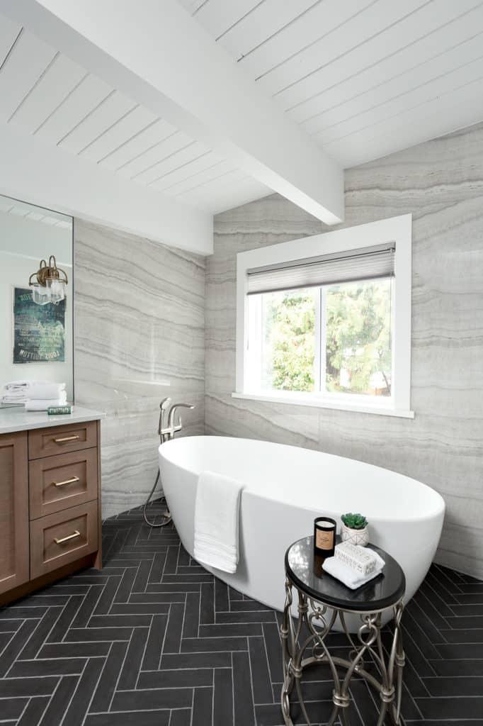 bathroom renovation large tub