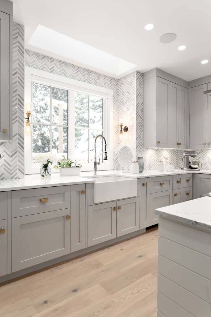 home renovations north vancouver kitchen cabinets image