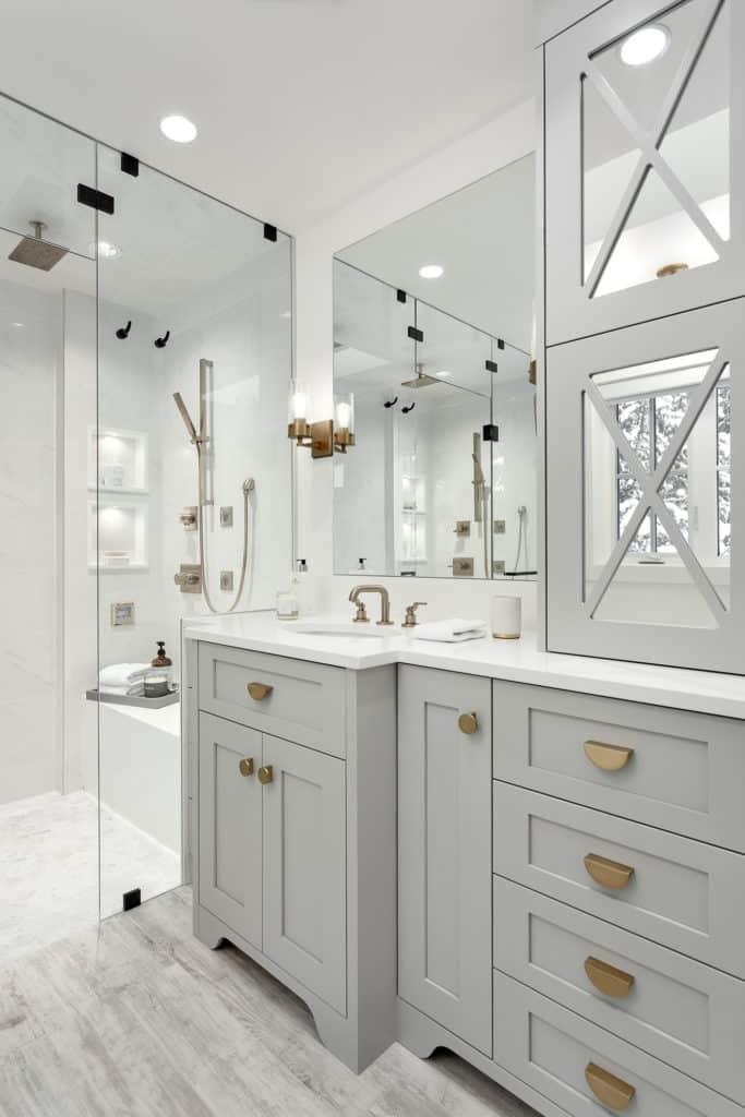 north vancouver home renovations bathroom image