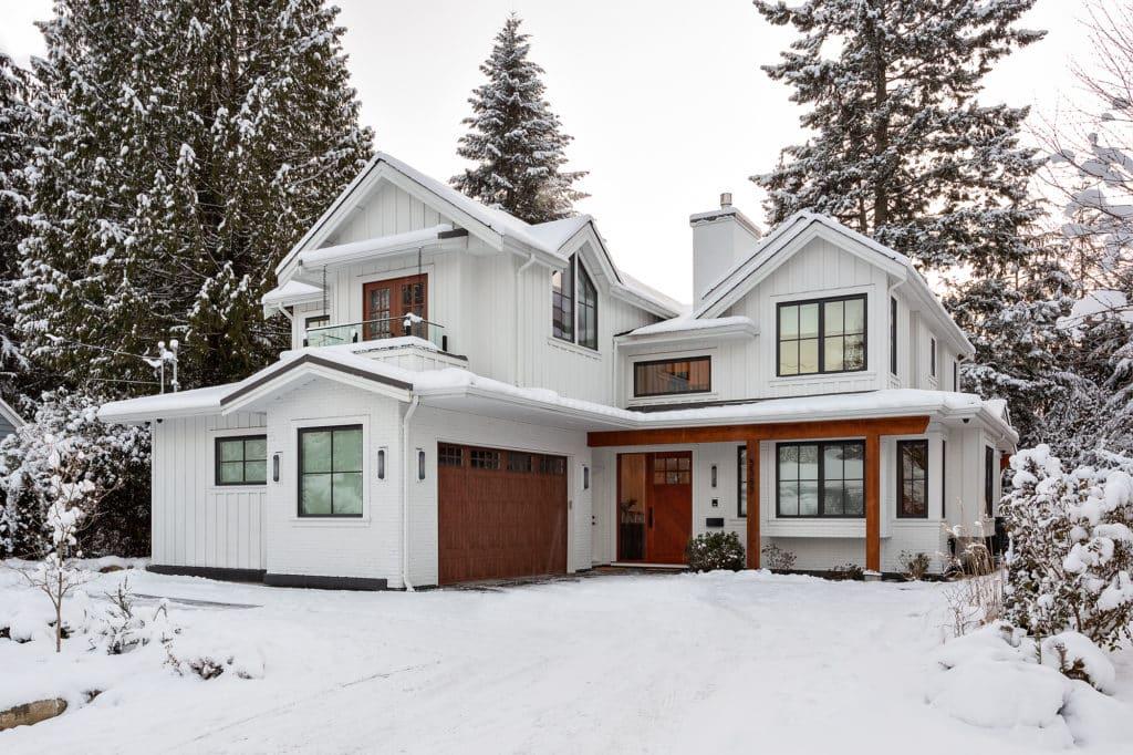 custom home builder north van bluebonnet