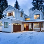 custom home builder north vancouver bluebonnet rd